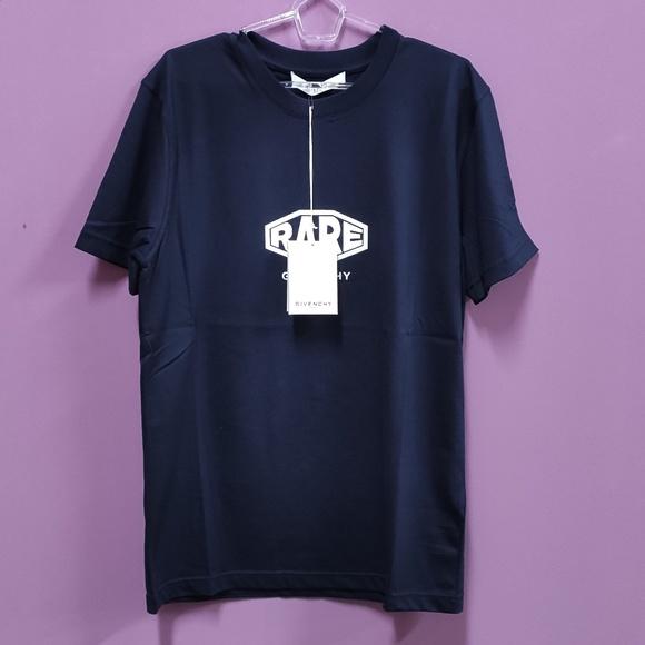 Other - Givenchy Paris Rare Navy Blue Men Tshirt